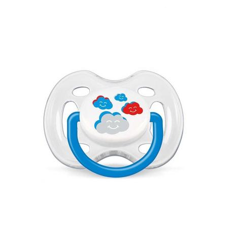 Avent Dynamic Orthodontic Baby Soother Pacifier Dummy Fashion Silicone Teat Thumbnail 4