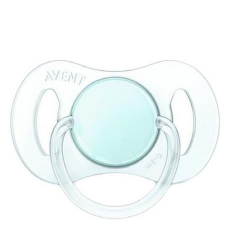Philips Avent Baby Mini Orthodontic Dummy Pacifier Silicone Teat Soother G/B Thumbnail 4