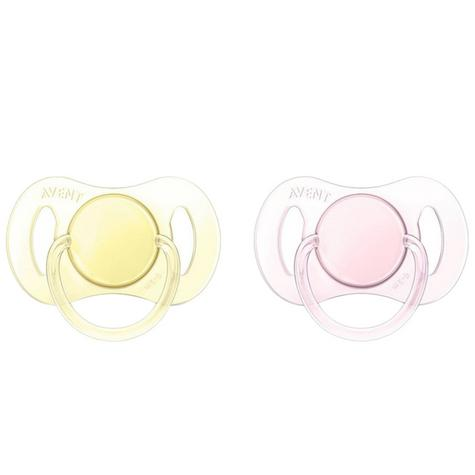 Philips Avent Baby Mini Orthodontic Dummy Pacifier Silicone Teat Soother  Y/P Thumbnail 2