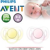 Philips Avent Baby Mini Orthodontic Dummy Pacifier Silicone Teat Soother  Y/P