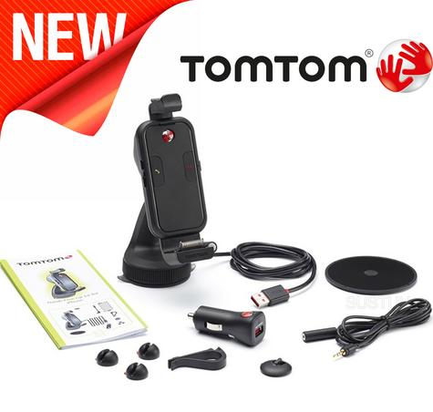 tomtom apple iphone 4s 4 3gs 3g bluetooth handsfree car. Black Bedroom Furniture Sets. Home Design Ideas