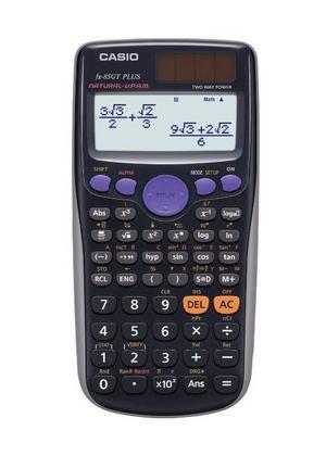 Casio FX85GTPLUS Exam GCSE A-Level Scientific Calculator Trigonometry Statistics Thumbnail 2