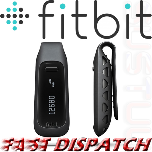 Fitbit One Wireless Activity And Sleep Tracker Black Brand New Sustuu