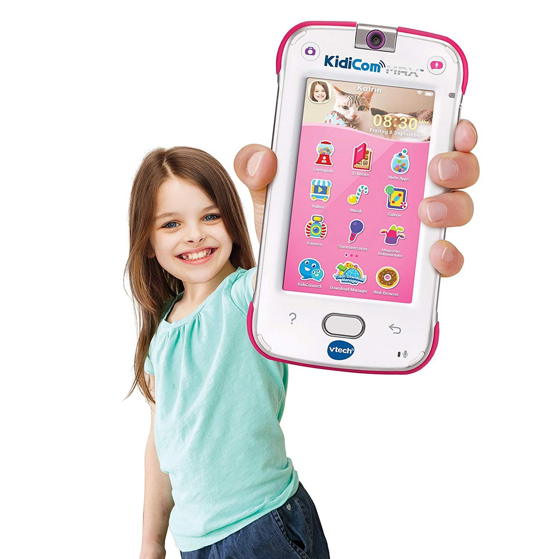 Vtech Kidicom Max For Kids Touchscreen 2mp Camera Learning