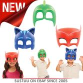 PJ Masks Child Face Mask Assortment | Kid's Favourite Animated Toys Character | 3+