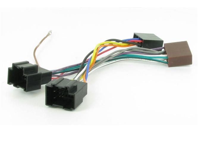 NEW C2 20CV01 ISO Wiring Harness Lead Adaptor For Chevrolet Kalos/Captiva 2006>