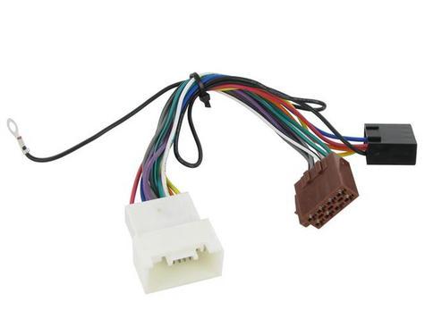 NEW C2 20MT03 ISO Wiring Harness Adaptor Mitsubishi Outlander/Shogun 2007> Car Thumbnail 1