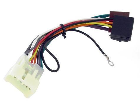 NEW C2 20SZ01 ISO Wiring Harness Adaptor For Suzuki Swift/Baleno/Jimny/Alto/Wago Thumbnail 1