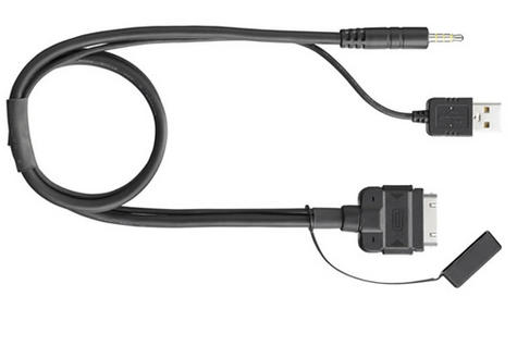 PIONEER CA IW.51V iPod Connector Cable Lead In Car Audio Thumbnail 1