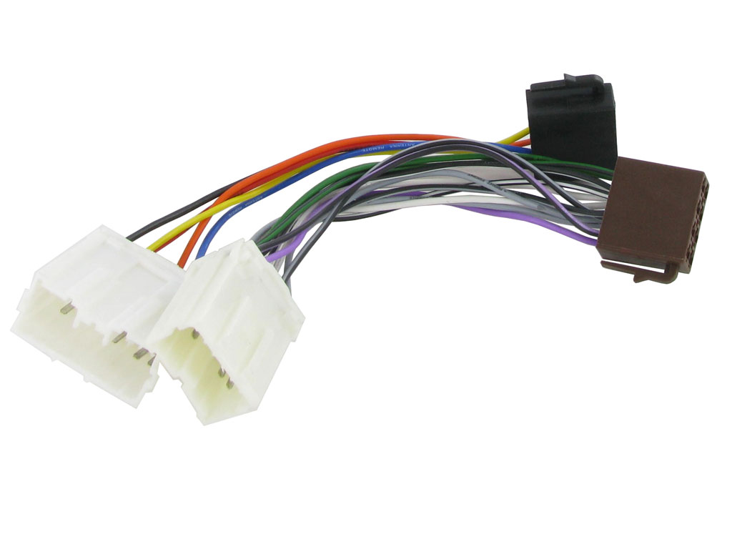C2/Autoleads ISO Harness Adapter Fits