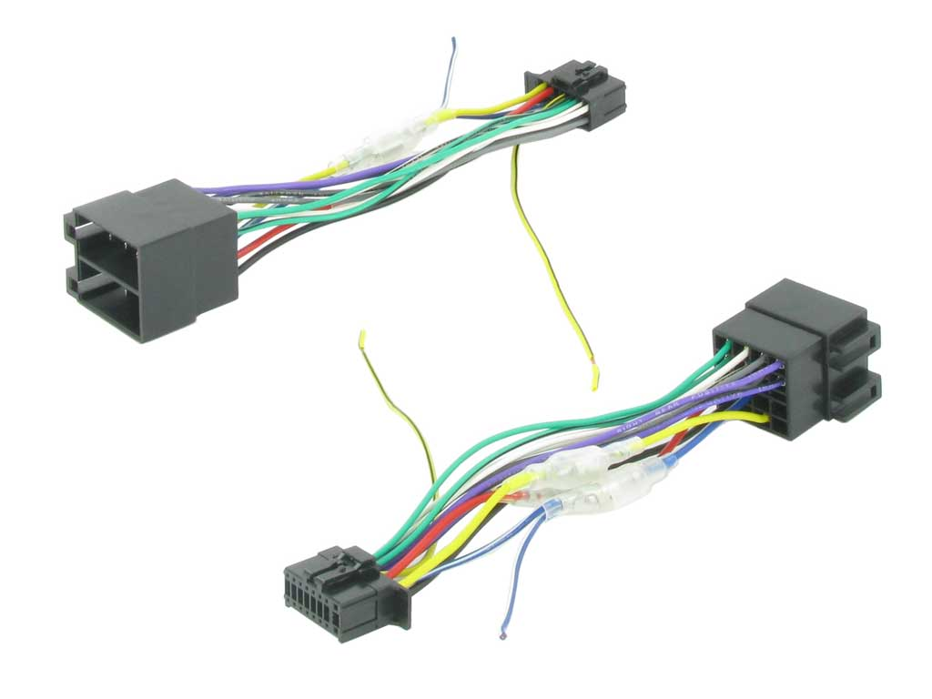 Pioneer Wiring Harness Adapter Solutions Iso Plug Diagram Stereo Kits Example Electrical