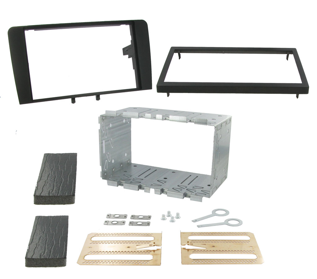 C2/Autoleads 23AU02 | In Car Double din fitting kit for Audi A3 - 2003>