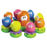 Tomy Bath Playset Octopals   Aquafun Toy With Water Squirting   Bathtime/Funtime Toy   +36 Months