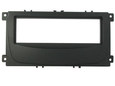 NEW C2 24FD15 Car Stereo Black Fascia Adaptor For Ford Focus/Mondeo/S-max/Galaxy Thumbnail 1