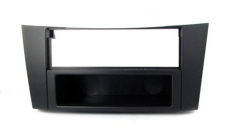 C2 24MB03 Single Din Car Stereo Fascia Adaptor Plate For Mercedes  E class 2003> Thumbnail 2