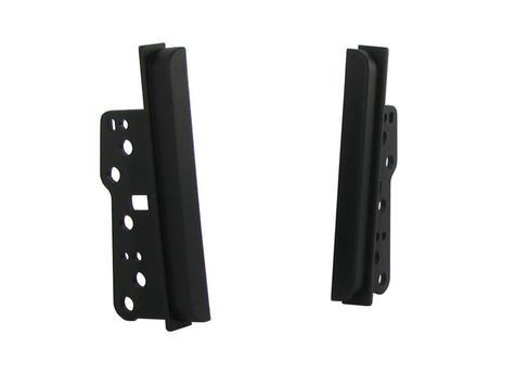 C2 24TY09 Black Facia bracket Adaptor Panel Trim For Toyota RAV4/MR2/Celica/Land Thumbnail 1