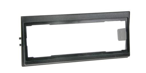 C2 24VL01Single Din Black Car Stereo Fascia Adaptor Plate For Volvo 740/760/940/