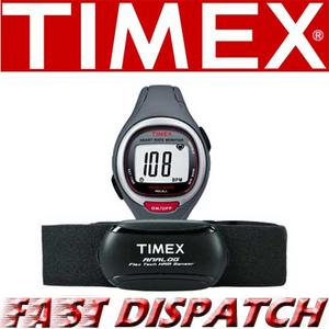timex personal trainer heart rate monitor manual