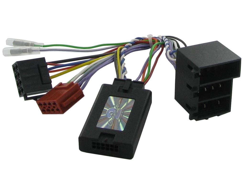 C2 Autoleads Smc006 Stalk Interface Fits Mercedes C Class W203 Benz Audio 10 Wiring Diagram Sentinel 2004