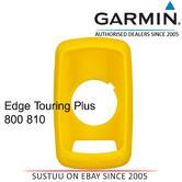 Genuine Garmin Edge Touring Plus 800 810  Silicone Case Yellow 010-10644-07