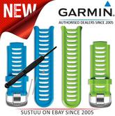 Accessory Band Kit-Blue and Green Bands fo Garmin Forerunner 910XT 010-11251-23