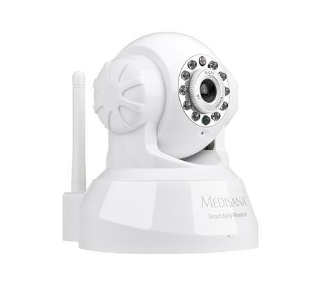 Medisana Smart Baby Monitor-Works with iPhone?iPad?Mac?Android Phones?PC Thumbnail 3