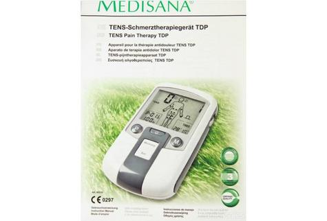 Medisana Digital Quad Function Pulse Stimulation Muscle Therapy Tens Pain Relief Thumbnail 3