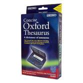 Seiko ER2100 Concise Electronic Oxford Thesaurus Spellchecker Crossword Solver
