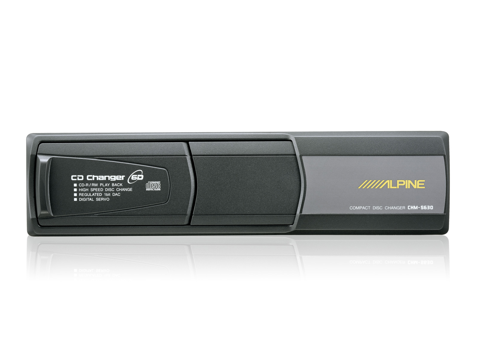 ALPINE CHM S630 Vehicle Car Audio Changer