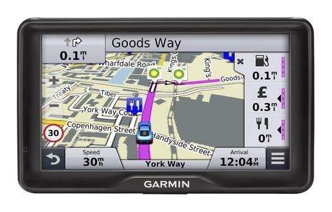 "Garmin Camper 760LMT-D 7"" Motorhome Caravan GPS Lifetime Maps & Digital Traffic Thumbnail 6"