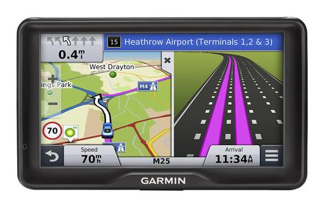 "Garmin Camper 760LMT-D 7"" Motorhome Caravan GPS Lifetime Maps & Digital Traffic Thumbnail 7"