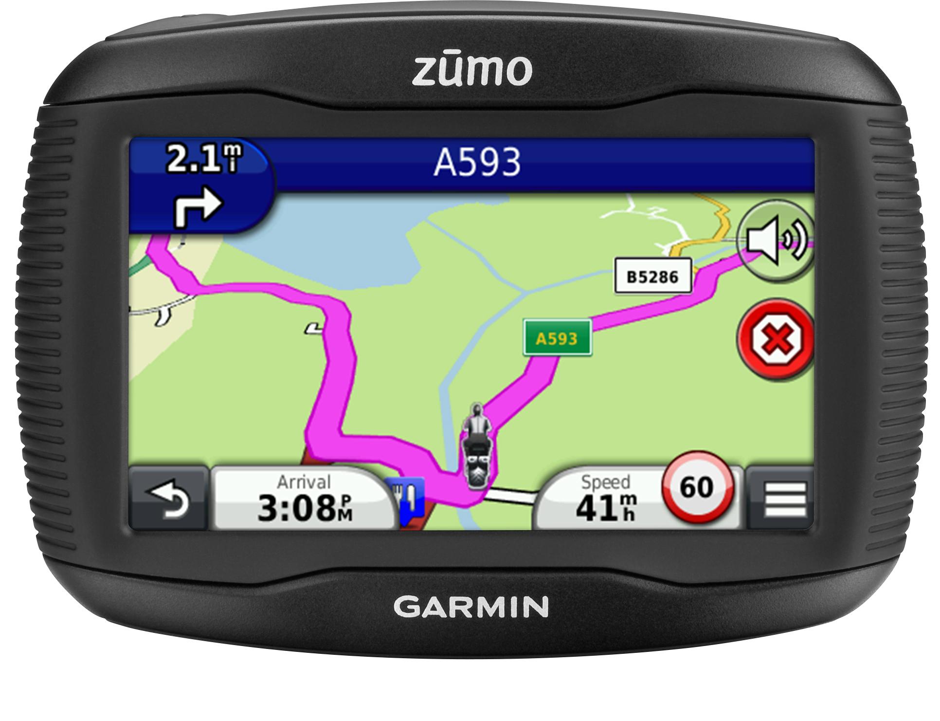 Garmin Zumo 390LM UK Europe Motorcycle GPS with Lifetime Maps Updates Brand N