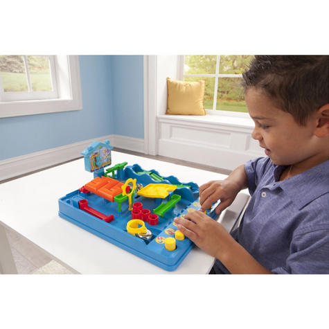 Tomy Scewball Marble Maze Scramble Game Baby Toddler Kids Children Toy Play Time Thumbnail 2