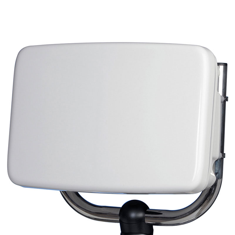 Scanstrut SPH-12-W ScanPod Helm Pod - Up to 12 Inch Displays - Slim back - White