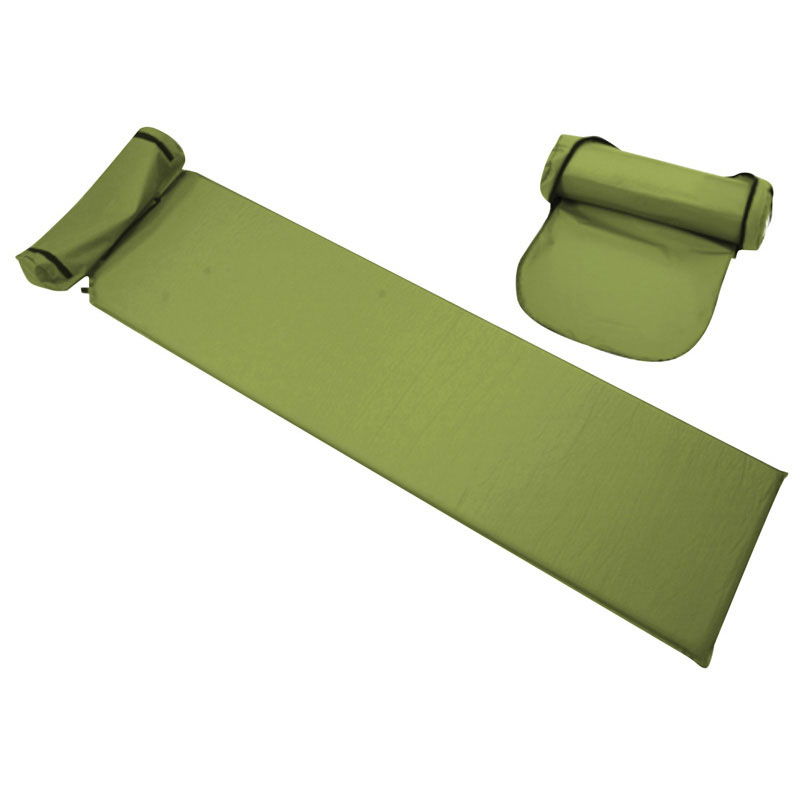 Wenzel Roll N Go Sleeping Pad - Green