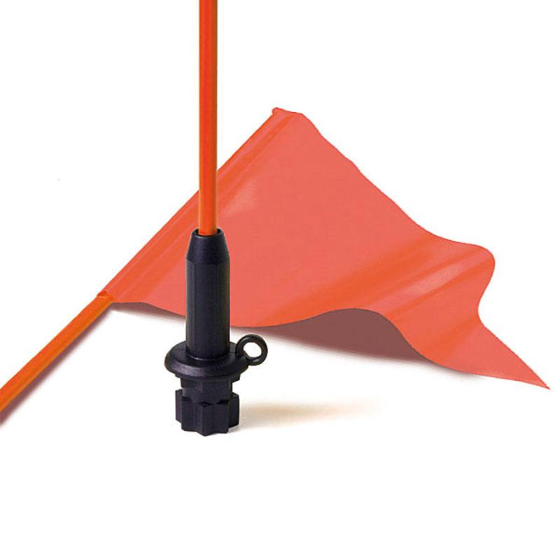 Railblaza Flag whip & pennant - Black base