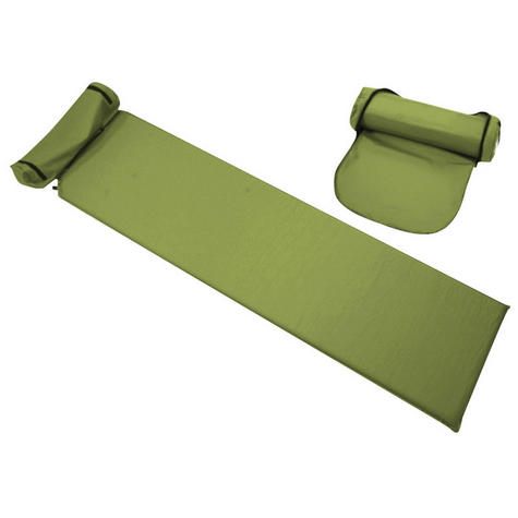 Wenzel Roll N Go Sleeping Pad - Green Thumbnail 1