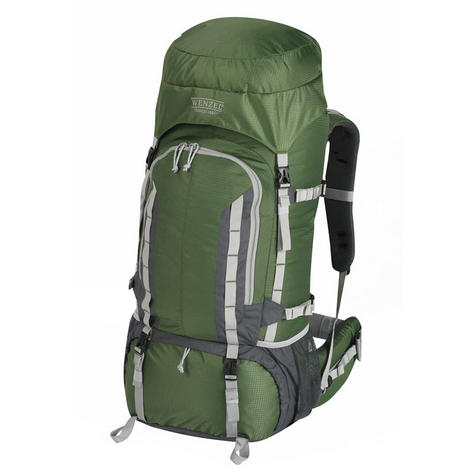 Wenzel Escape Backpack 65 Litres - Forest Green Thumbnail 1