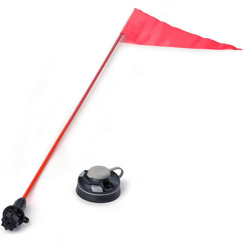 Railblaza Flag Whip & StarPort kit - Black Thumbnail 1