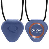 Q-Link SRT-3 Waterproof Pendant?Well-Being Fitness Acrylic Triangle?Blue