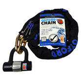 Oxford Heavy Duty Bike Cycle Bicycle Solid Secure Chain Padlock 1.4m 590-LK144