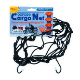 Oxford Cargo Luggage Bike Cycle Bicycle Net Strong Elasticated Black 590-OF127