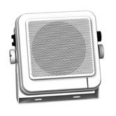 Shakespeare ES-4P Deluxe External Speaker (10cm, 4 Ohm) with Swivel bracket
