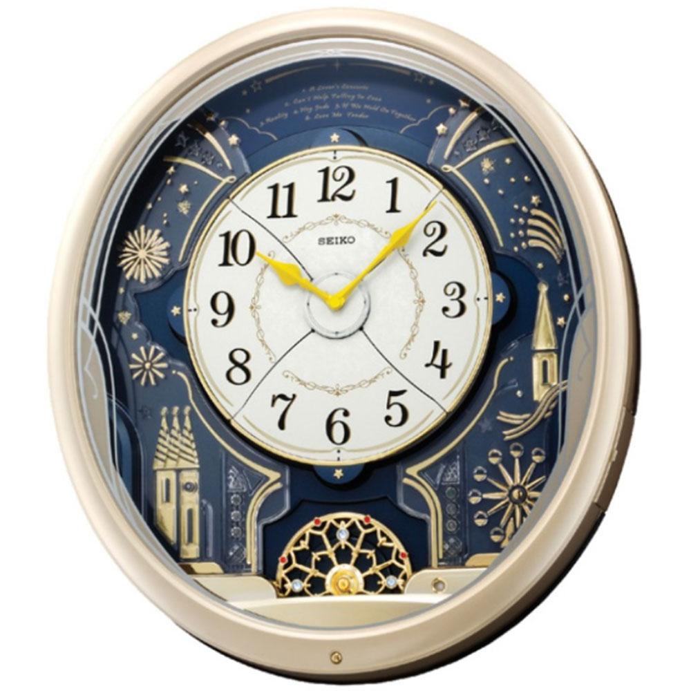 Seiko Melody In Motion Wall Clock Qxm239s Sustuu