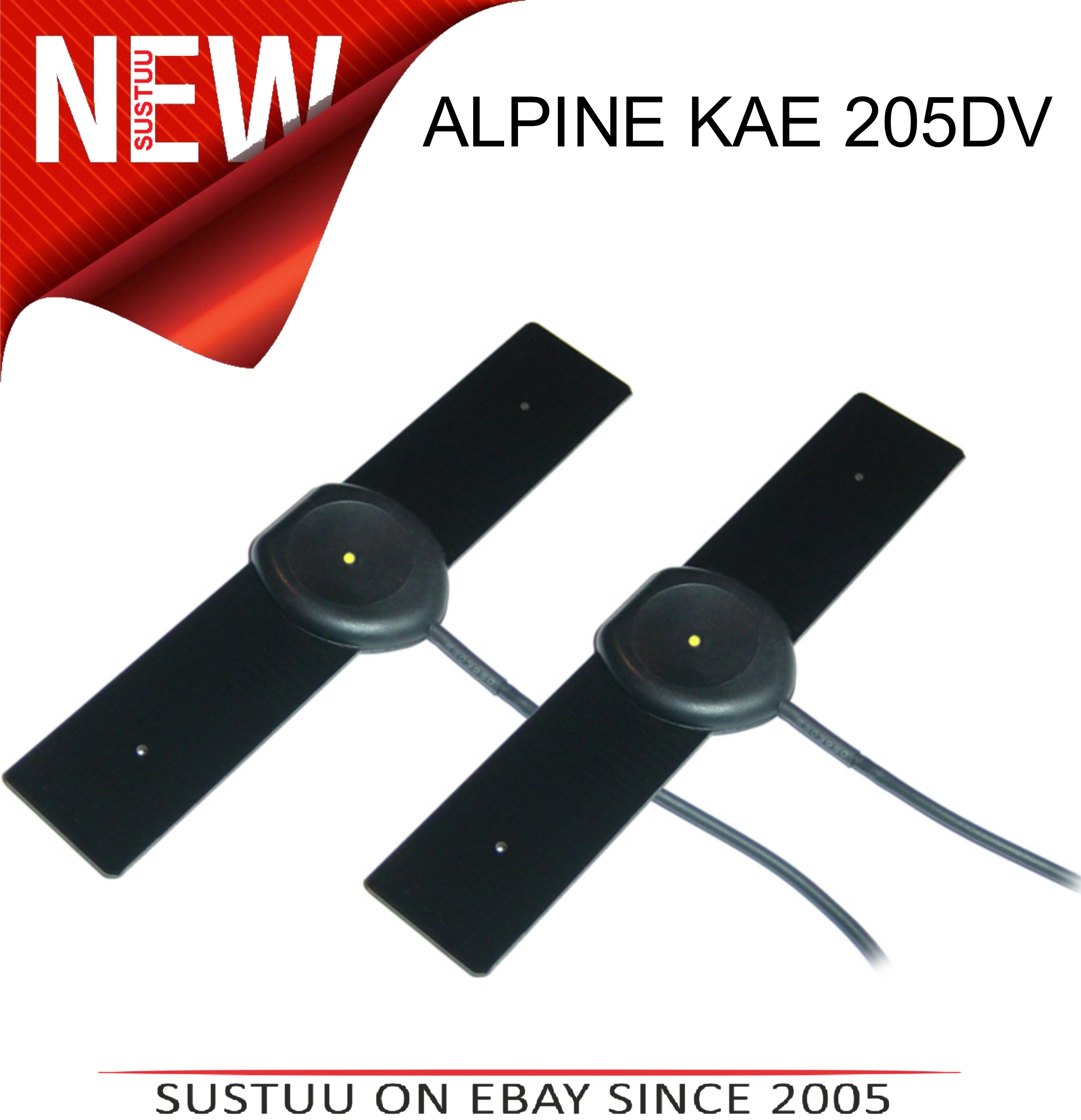 ALPINE KAE 205DV Aerial for Digital T/V  (TUE-T150/200)