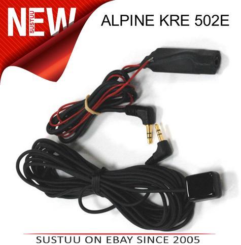 ALPINE KRE 502E I.R. Sensor Remote Interface 3.5MM Jack Thumbnail 1