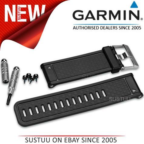 Garmin Replacement Black Watch Band/Strap|D2 Fenix 2 Quatix Tactix|010-11814-04 Thumbnail 1