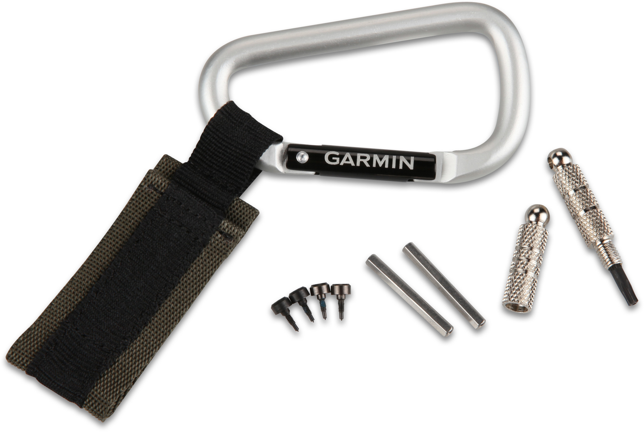 Garmin Carabiner Strap Watch Mount Holder D2 fenix 2 quatix, tactix 010-11814-03