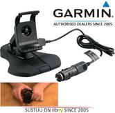 Garmin Portable Friction Mount Kit & Speaker Montana Monterra 010-11654-04