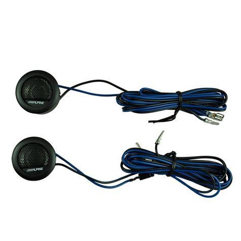 "Alpine SXE 1750S 2-way Coaxial Car Audio Sound Speaker 6""x9""Custom fit 280W NEW Thumbnail 5"